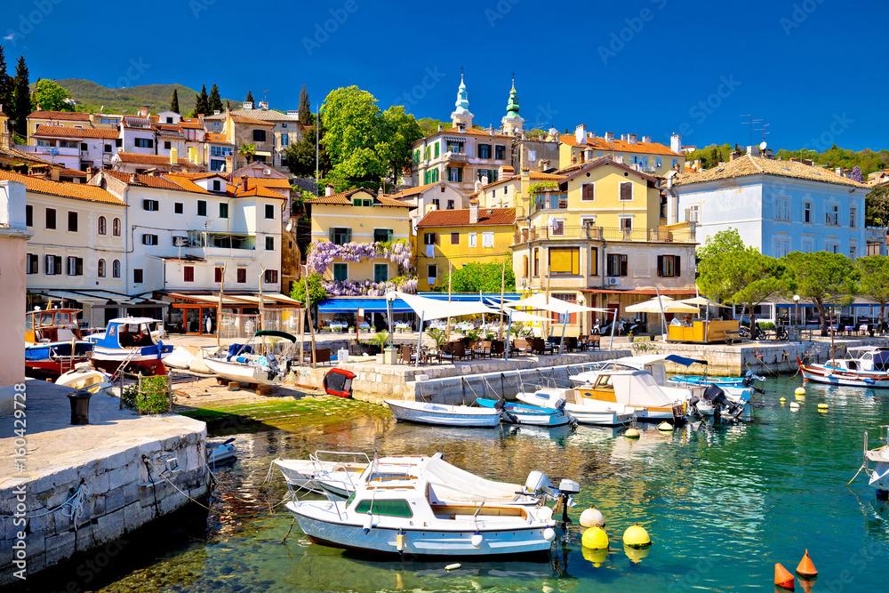 Fototapety, obrazy: Idyllic mediterranean waterfront in Volosko village