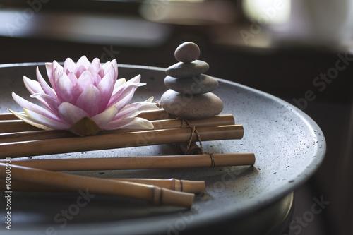 Obraz Spa nenuphar - fototapety do salonu