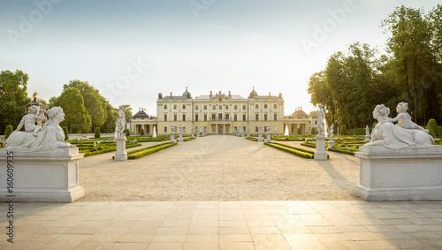Fotografía  Pałac Branickich w Białymstoku, Polska
