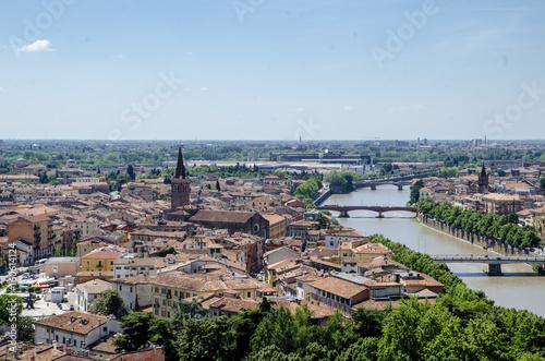 Foto op Aluminium Verona at your fingertips.
