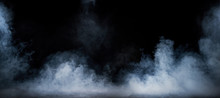 Image Of Dense Fume Swirling I...