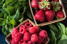Farmer's Market Finds: Raspber...