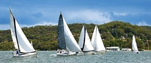 Five Monohull Sailing Yachts R...