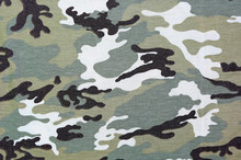 Military Camouflage Background...