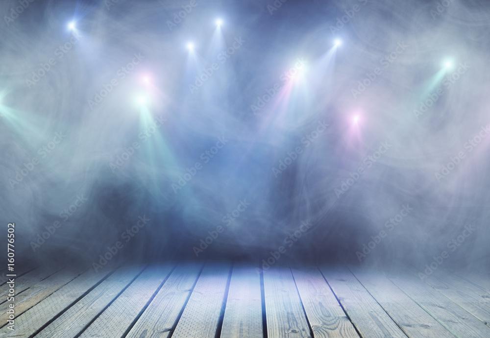 Fototapeta Grey stage