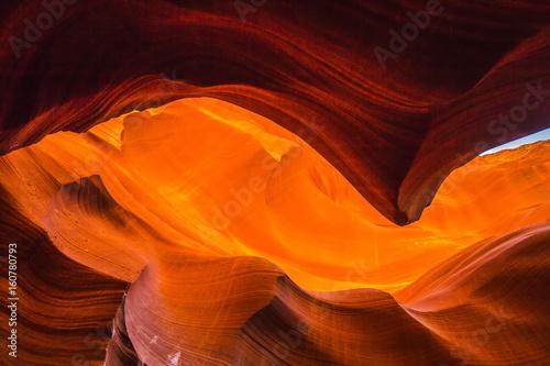 Poster Antilope Antelope canyon, Arizona