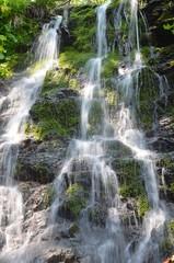 Fototapeta Wodospad Водопад