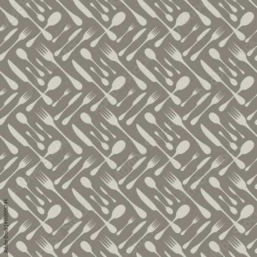 cutlery-seamless-vector-pattern-silverware-hand-implements-spoon-knife-and-fork-grey-silhouettes-on-dark-grey-background-restaurant-and-meal-theme-wallpaper-design