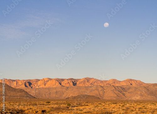 Photographie  Landscape in Namib-Naukluft National Park, Namibia, Africa