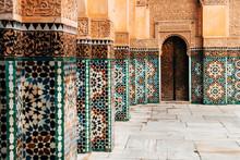 Colorful Ornamental Tiles At M...