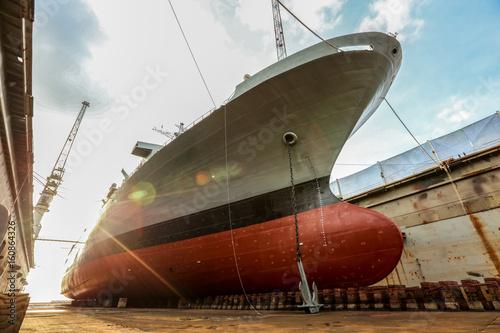 Fotografia Navy ship repair