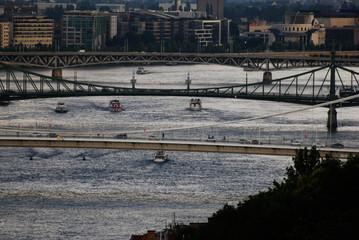 Mosty w Budapeszcie