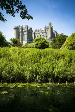 Arundel Castle In Lush Green S...