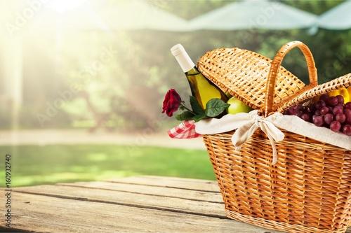 Plakat Piknik.