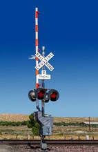 Railroad Crossing Signal Light...