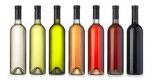 Wine Green Bottle