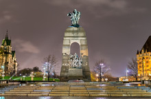 The National War Memorial On C...