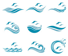 Collection Of Ocean Logo With ...