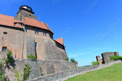 Fotografía  Burg Breuberg in Südhessen