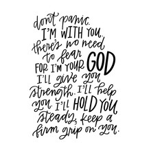 God Is With You Scripture