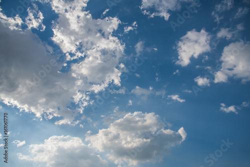 Fotografie, Obraz  Blue Sky,cloudscape