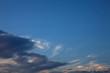 夜明けの空空