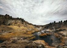Eastern Sierras Hott Creek