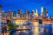 United States, New York City, Brooklyn, Dumbo, Brooklyn Bridge
