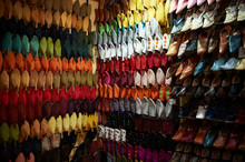 Wall Full Of Shoes For Sale