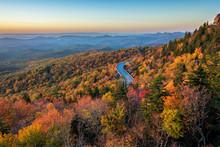 Fall Foliage Along The Blue Ri...