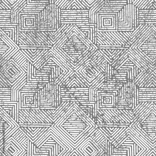 bezszwowy-geometryczny-rocznika-druk-grunge-tekstura-szare-i-biale-kolory