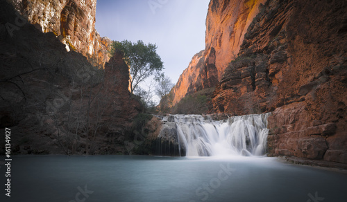 Beaver Falls, Grand Canyon, Arizona