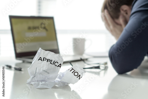 cant find work
