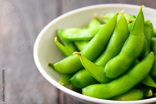 おつまみの枝豆