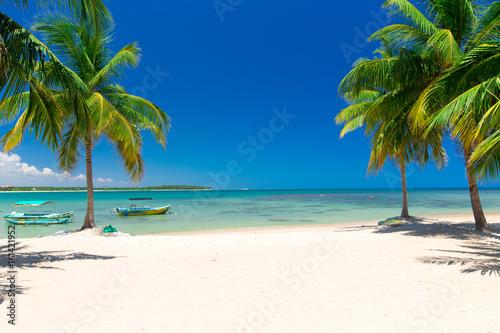 Foto auf Gartenposter Strand beautiful beach and tropical sea