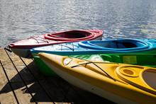 Colorful Kayak