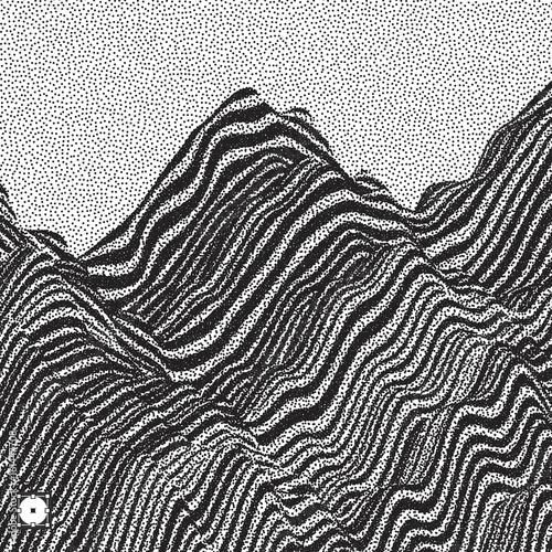 Fotografie, Obraz  Landscape background