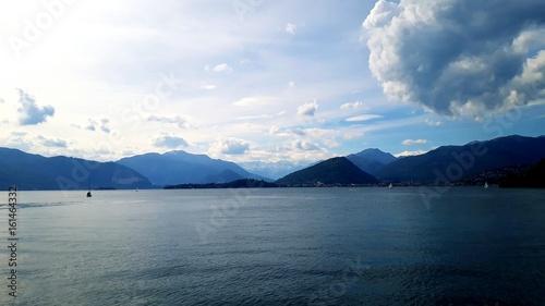 Fotografie, Obraz  Lago Maggiore
