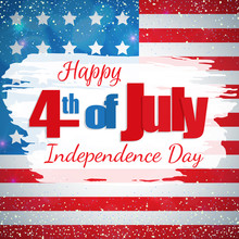 Happy 4th Of July, Independenc...