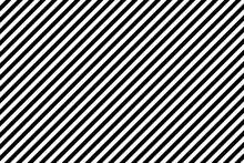 Stripes Diagonal Pattern. Whit...
