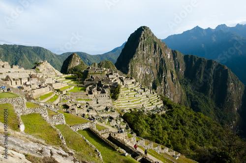 In de dag Rudnes Machu Picchu - Peru