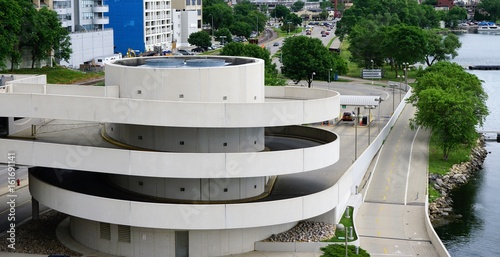 Photo  Cityscape - Spiral Structure