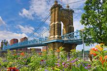 The John A. Roebling Bridge Wa...