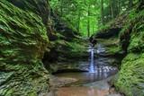 Punch Bowl Falls, Indiana