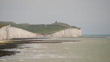 Chalk Cliffs And Belle Tout Li...