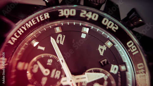 Fototapeta  Dial Wrist Watch