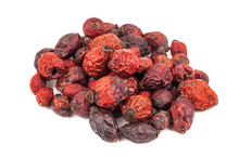 Heap Of Dried Dog-rose
