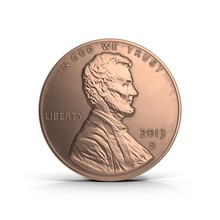 United States Lincoln Penny On...