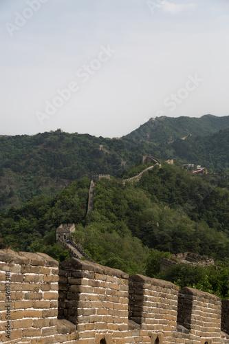 Fotografie, Obraz  Great Wall
