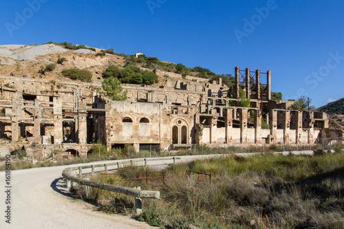 Photo Archeologia industriale: miniera di Ingurtosu, Arbus, Montevecchio, Sardegna